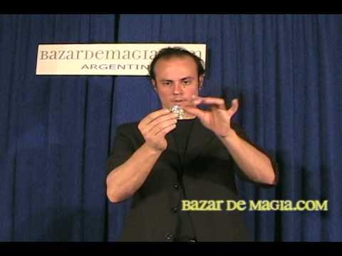 Flipper Coin Half Dollar - Bazar De Magia