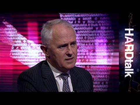 Malcolm Turnbull - BBC HARDtalk