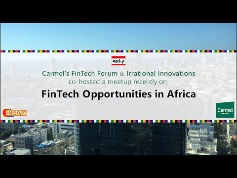 FinTech Opportunities in Africa