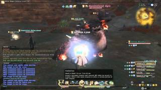 "Final Fantasy XIV:  Paladin Final Quest ""Keeping the Oath"""