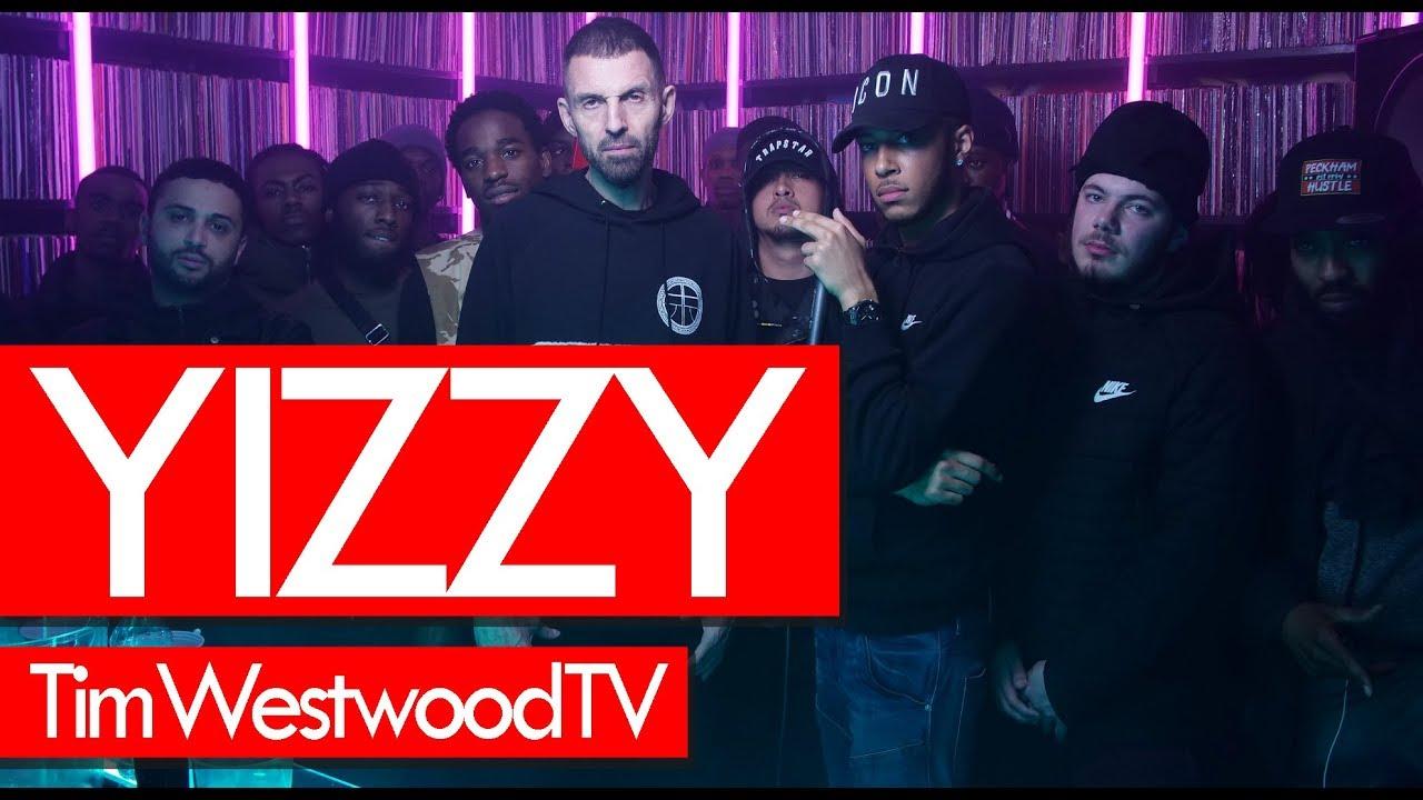 Yizzy Crib Session freestyle - Westwood