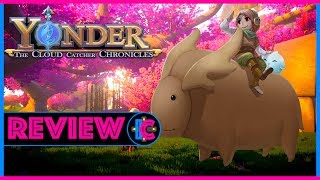REVIEW / Yonder: The Cloud Catcher Chronicles (Video Game Video Review)