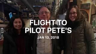 Flight to Pilot Pete's