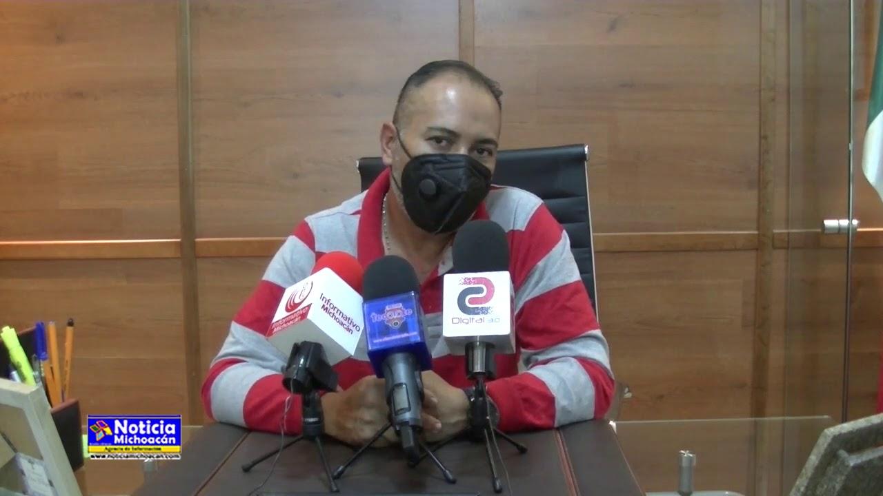 Edil de Jiménez exhorta a diputados federales a trabajar por el beneficio de los municipios