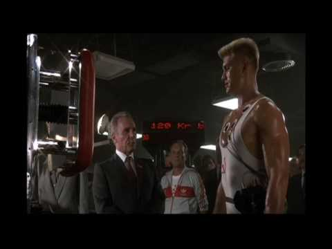 Ivan Drago - Whatever He Hits...HE DESTROYS! Rocky IV