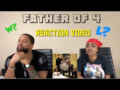 FATHER OF 4 X OFFSET | REACTION VIDEO