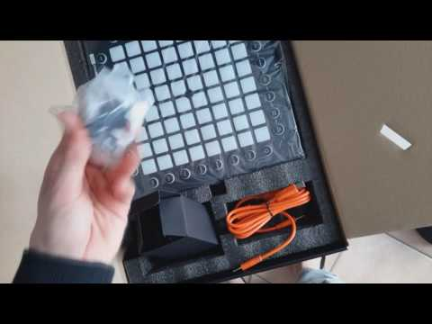 UNBOXING LAUNCHPAD PRO