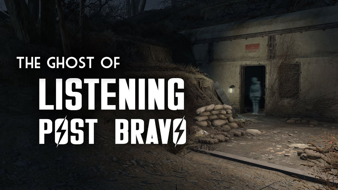 The Ghost of Listening Post Bravo - Fallout 4 Lore