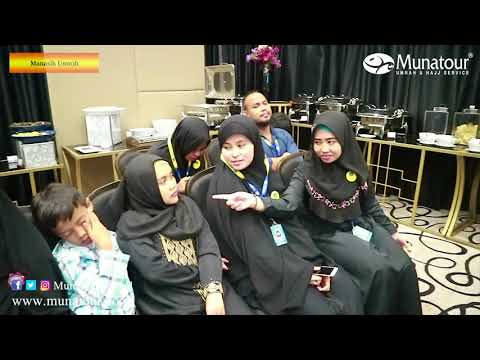 Munatour Travel   Manasik Haji Oleh Ustadz Firanda Andirja.