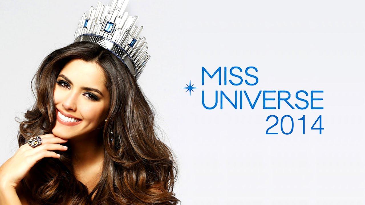 Miss Universe Paulina Vega: Miss Universe 2014