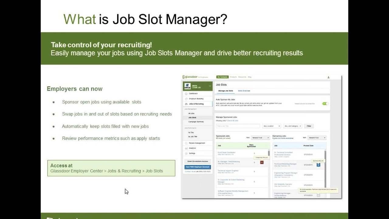 Slot manager jobs rc rich casino