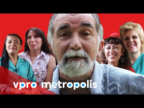 Six women and one man in Peru - VPRO Metropolis