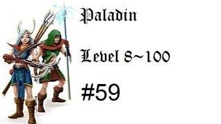 [Tibia Paladin] Level 35 Parte 59!
