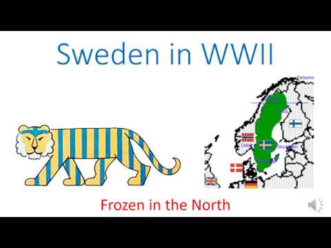 Sweden's Role in WWII