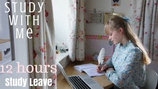 One of Ruby Granger's most viewed videos: Study with Me on Study Leave (12 hours in a Day)