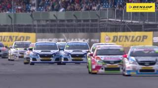 BTCC 2016 Rounds 25, 26, 27 - Silverstone Highlights | Autocar