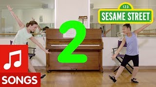 Sesame Street: Dancing By 2 Song