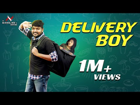 Delivery boy | Finally