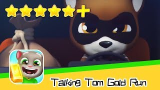 Talking Tom Gold Run - Ginger's Farm Day28 Walkthrough Upgrade Farm Recommend index five stars+