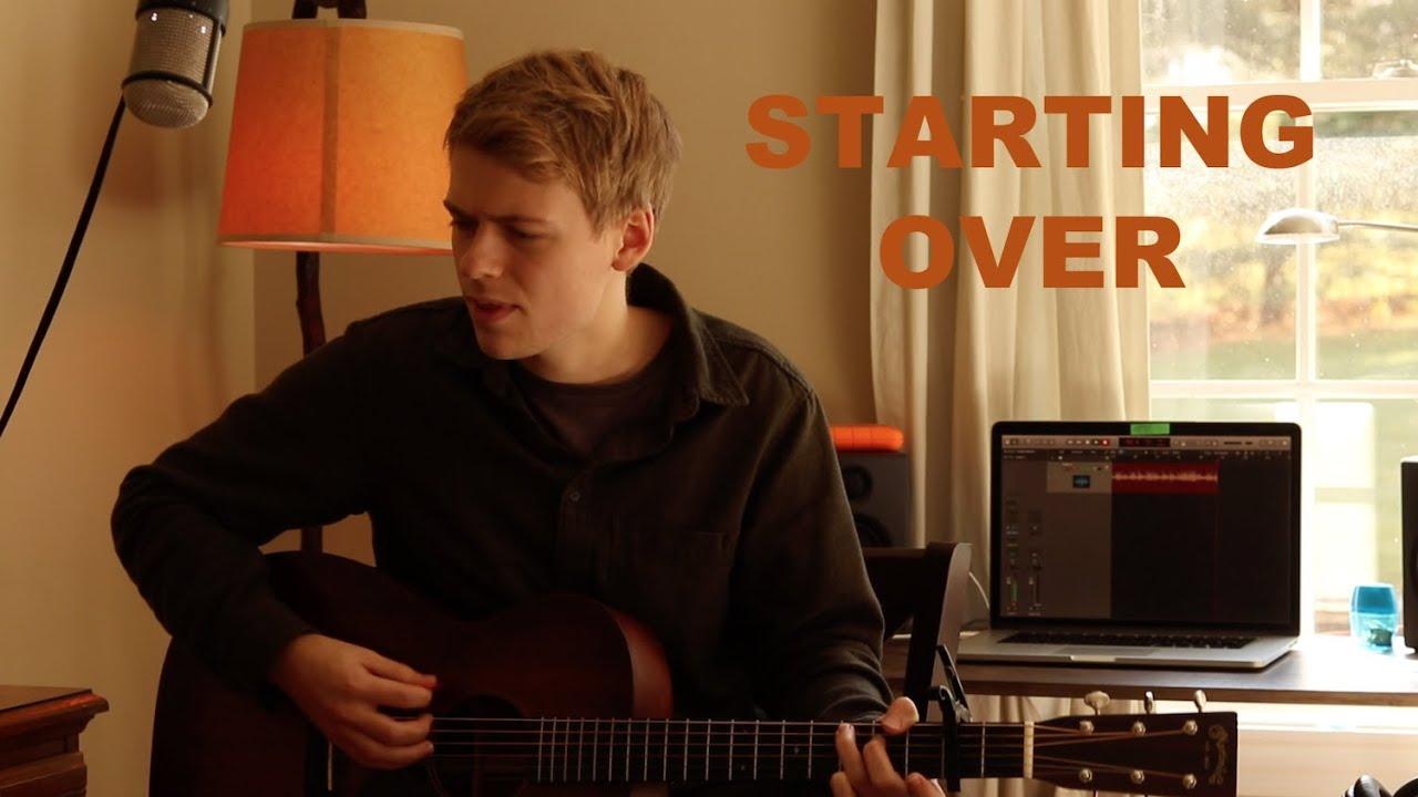 Starting Over - Chris Stapleton (Cover)