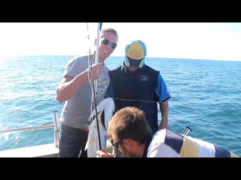 Fish N Crab Fishing Charters In Mooloolaba Sunshine Coast By Grasshopper Travel