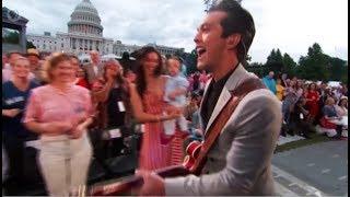 'American Idol' Winner Laine Hardy ROCKS The Capital 4th Celebration!