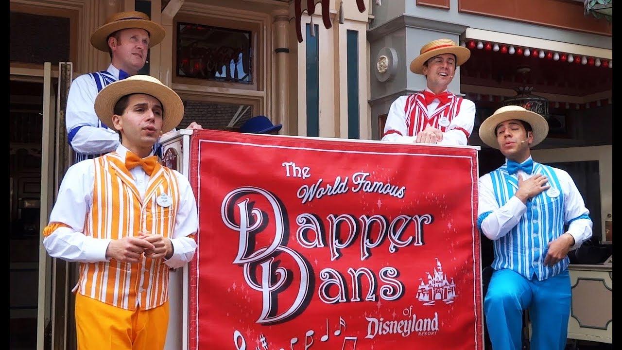 VIDEO: Pixarmonic Orchestra, Dapper Dans perform Pixar movie music for  Pixar Fest at Disneyland Resort | Inside the Magic