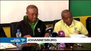 ANC says Mashaba is leading Jo'burg to collapse
