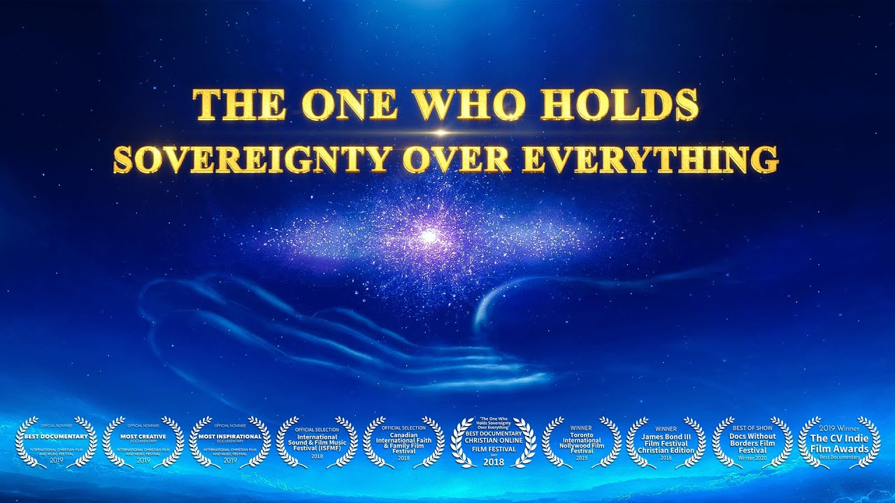 "2019 Christian Music ""The One Who Holds Sovereignty Over Everything"" 