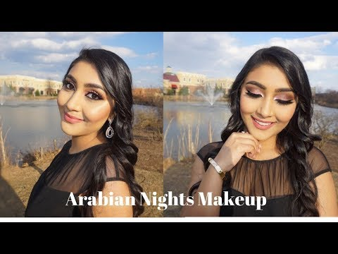 Arabian Nights | GRWM | HUMNAGLAM