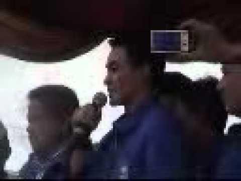 Janji Usman ERmulan  0, Pilkada Tanjab Barat  2010 , Kuala Tungkal _ Jambi
