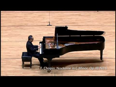 F. Chopin: Two Nocturnes-Dang Thai Son