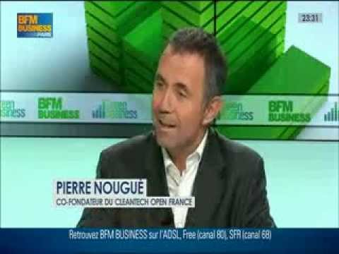 November 17, 2012: Alain Lunati CEO SP3H on BFM Business