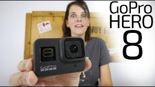 GoPro Hero 8 black -conquistando VLOGGERS-