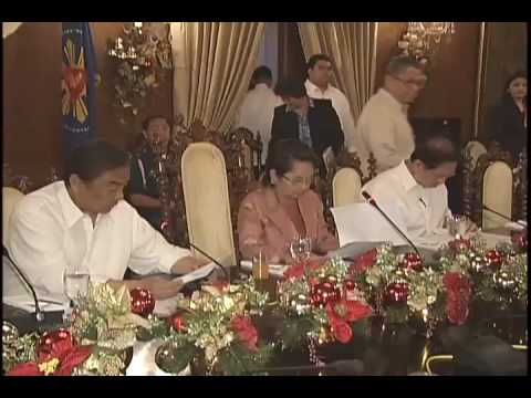 1st Organizational Meeting of the Climate Change Comission.mp4