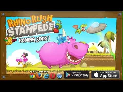 Rhino Rush Stampede - Trailer