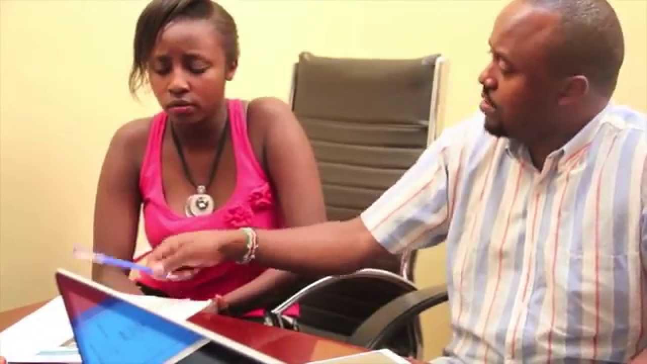 drama as woman signs agreement with quotmpango wa kando