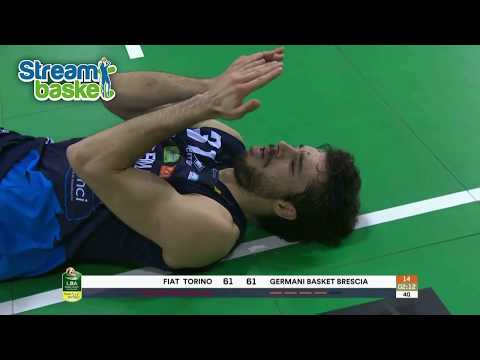 18.02.2018  Final 8  Finale - TORINO - BRESCIA 69 - 67