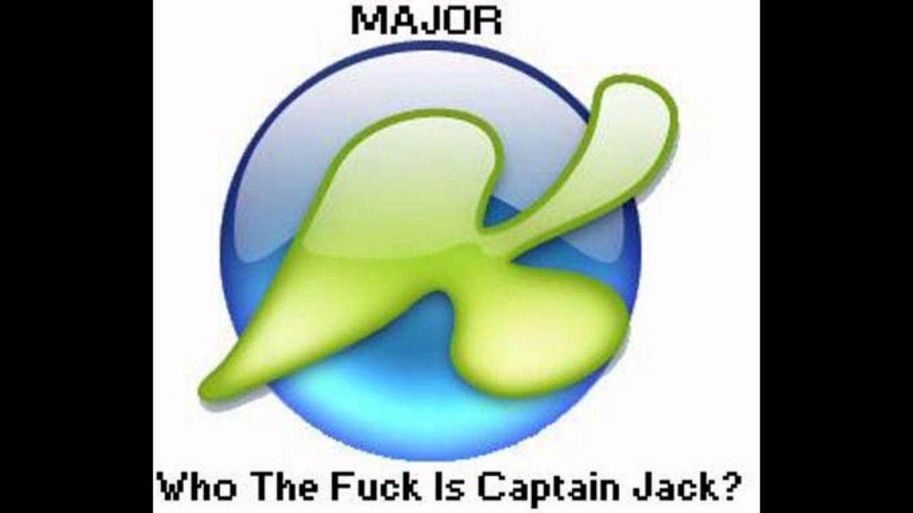 Fuck is captain jack