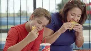 Texas Dq: Taco Trio Treat Meal