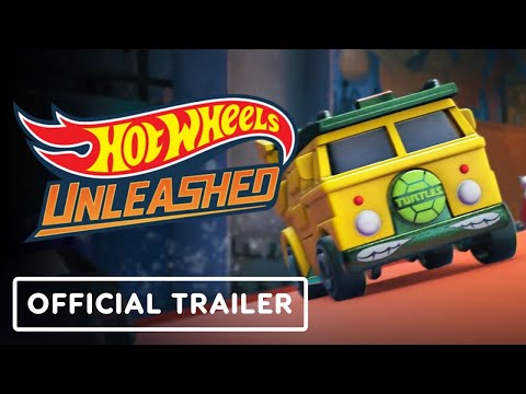 Hot Wheels Unleashed - Official Diecast Trailer