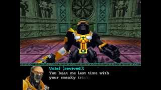 Dragon Valor Boss 04 Volef (revived) + Dragon
