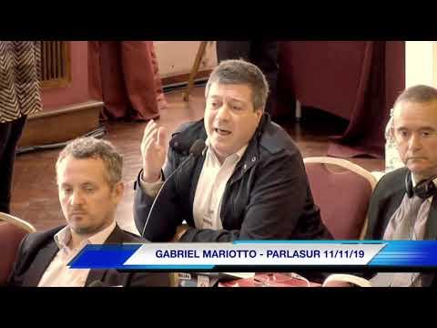 Gabriel Mariotto pidió dejar de gambetear y condenar el golpe de estado en Bolivia