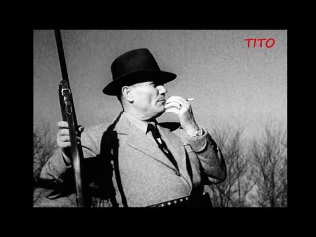 Josip Broz Tito o ?etni?kim, ustaškim i drugim elementima koji unose razdor