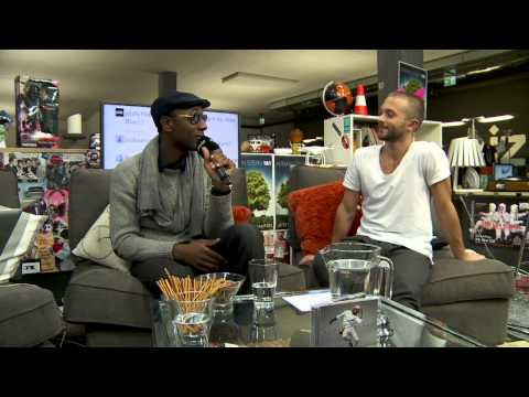 Aloe Blacc talks about being famous