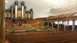 Mormon Tabernacle Pipe Organ w/Thomas Murray