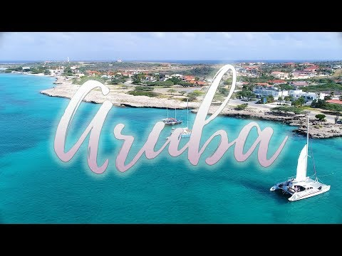 Why Travel to Aruba? Amazing Drone Footage & Vlogging from a Cave #vlog