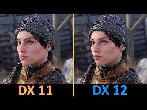 Metro Exodus   DirectX 11 Vs. DirectX 12   1080p