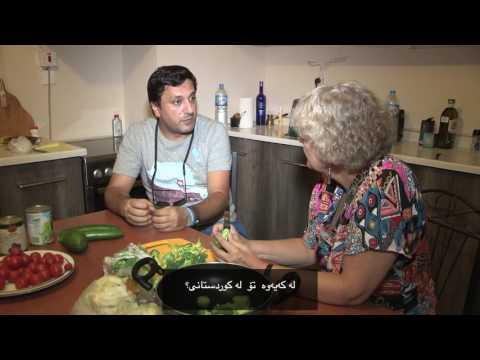 foreigners living in Kurdistan-بیانیەکانی کوردستان