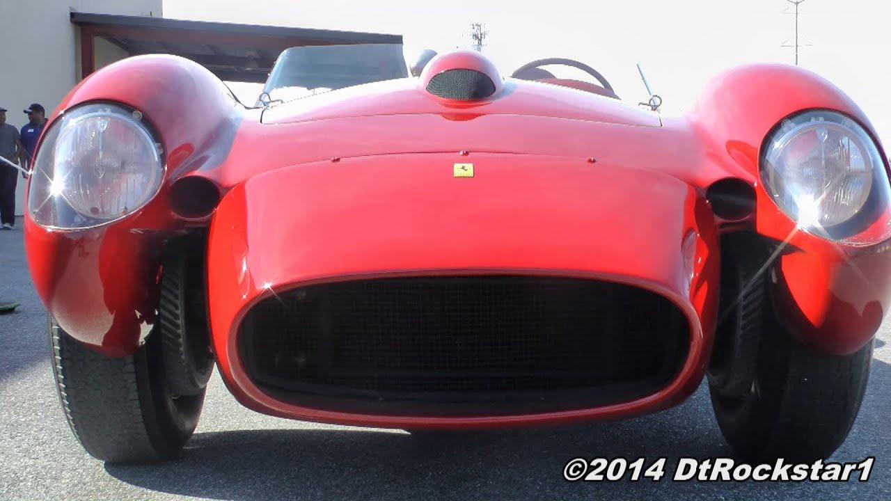 Ferrari 250 testa rossa driving youtube ferrari 250 testa rossa driving vanachro Gallery